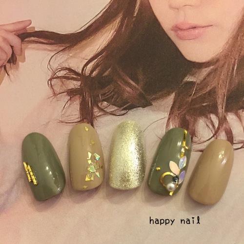 ❤︎ Happy Nail ❤︎ 予約はこちらをクリック👆