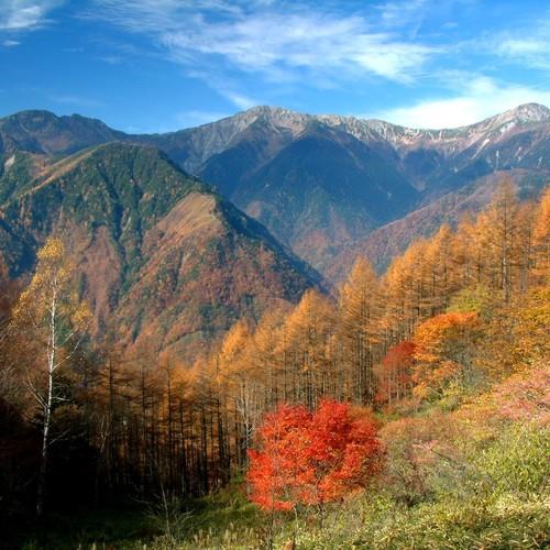 白鳳渓谷ぐるり紅葉満喫ツアー(宿泊)