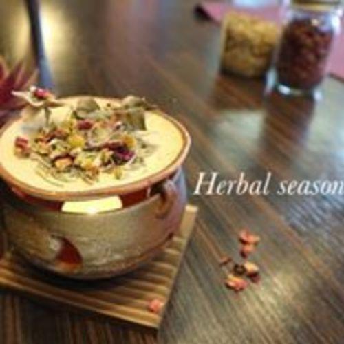 初・中級スキルUP勉強会。上級講座(Herbal season yoga®)