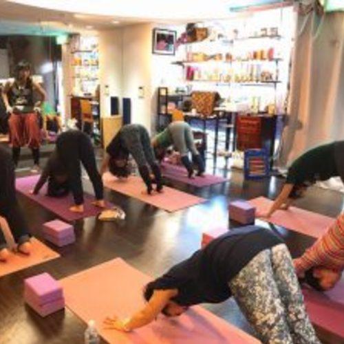 上級講座及び上級試験(Herbal season yoga®)