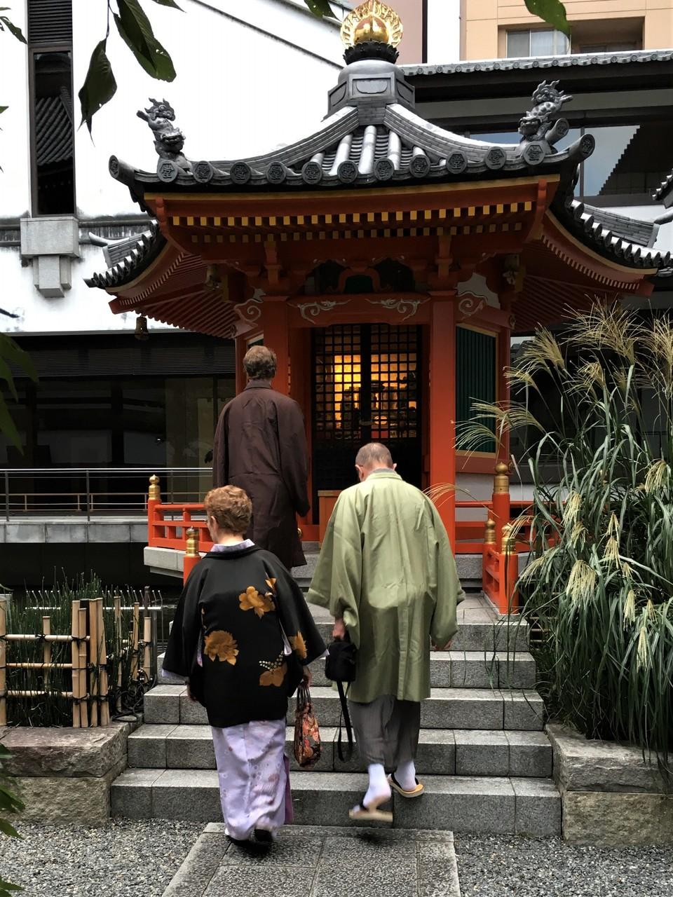 Casual kimono rental, dressing + Photo shooting
