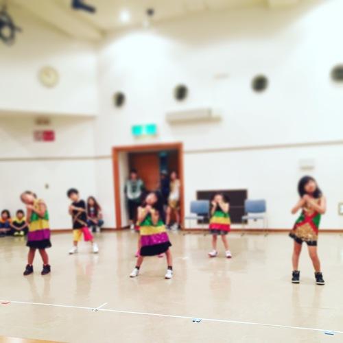 3歳からのキッズダンス&マット運動(AHA)