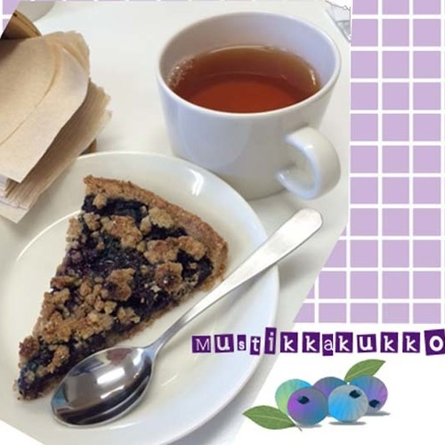 【2/25(日)開催】ブルーベリーパイを作るフィンランドお料理講座