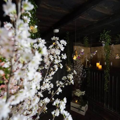 SAKURA fes 啓翁桜のワークショップ