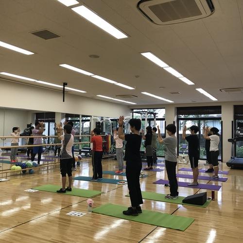 元気になろう!CFリハビリフィットネス教室(体力回復)8/27(月)10:00〜11:00