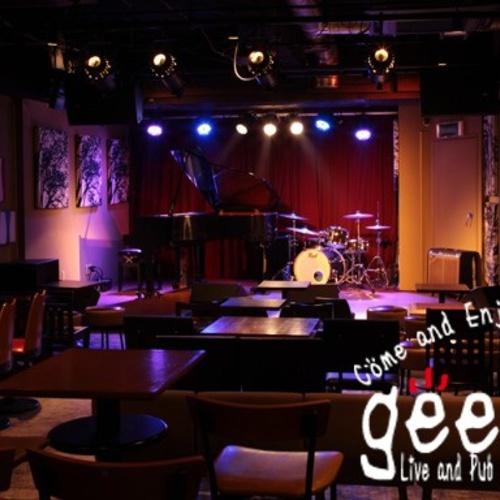 渋谷gee-ge