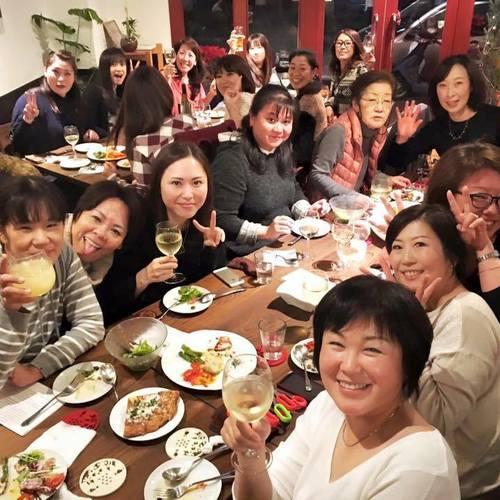 TLCメンバー&ビジター新年会2019