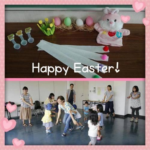 <①は残り4名様!②増枠!>【英語クラス】2018年3月25日(日)親子でHappy Easter!(各回:定員20名)