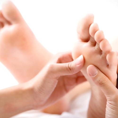 Reflexology / Foot and Hand