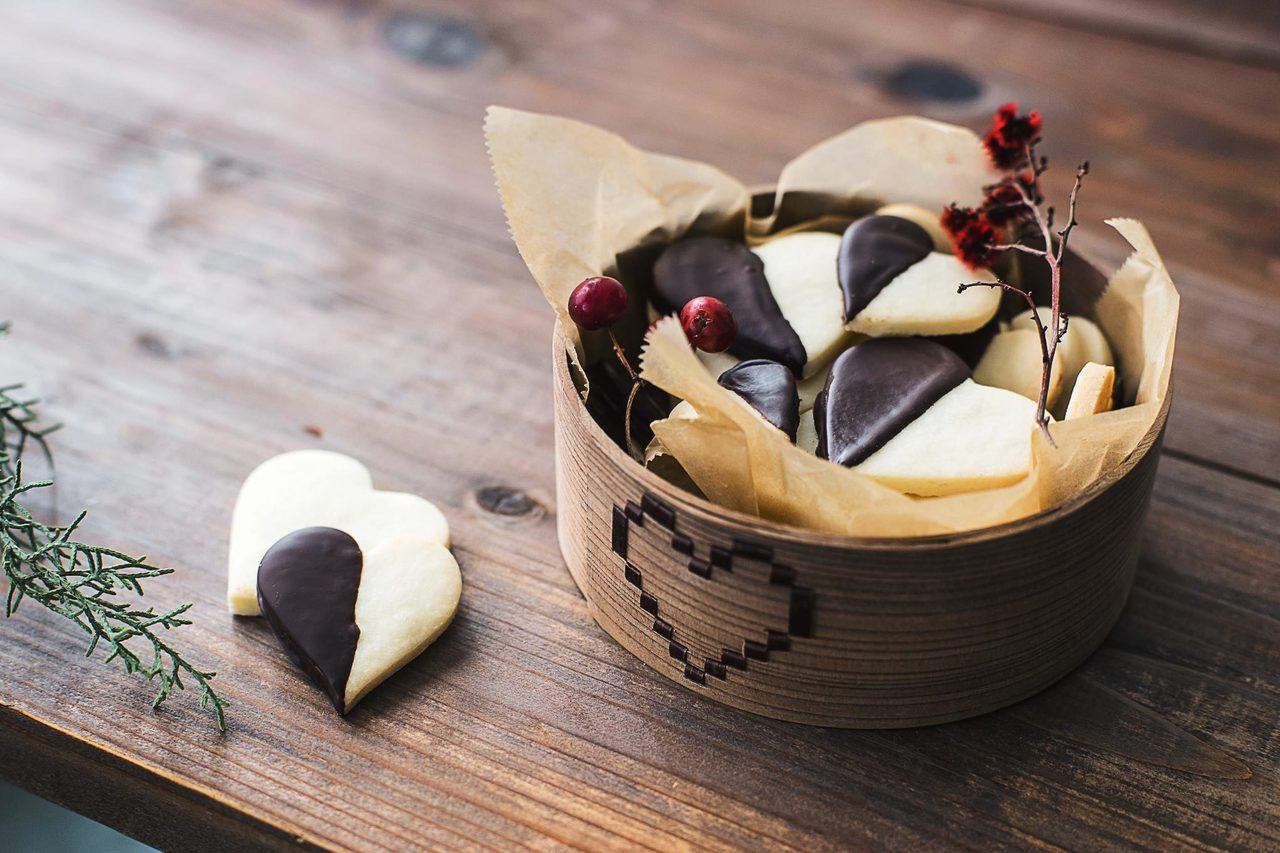 スマホOK!チョコレートのお茶会でフードスタイリングの基本が分かる1dayフォトレッスン