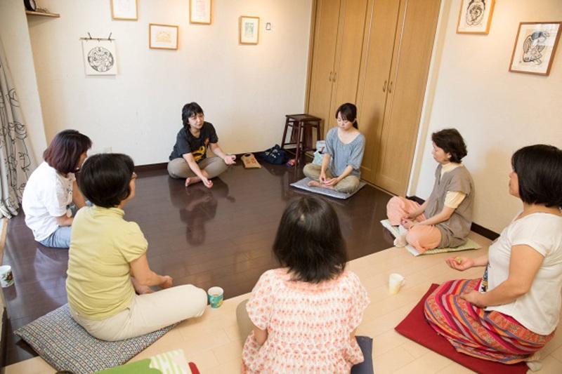 かめおかゆみこさんの「聴くを磨く」体験講座 ~聴き方は生き方につながる~