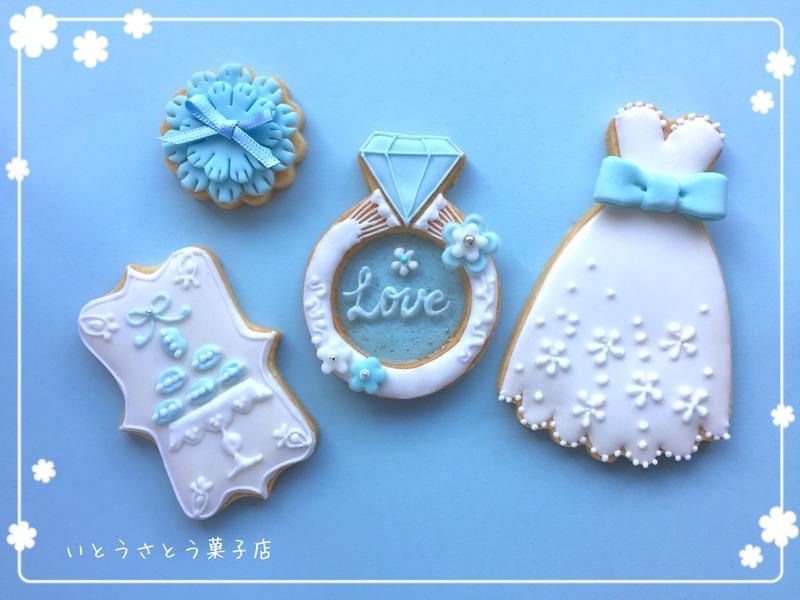 ママのアイシングクッキー教室♪6月『かわいいアイシングクッキー♡』