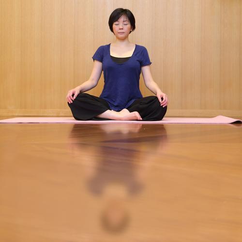 第3土曜 10時 やさしい瞑想 (木村)