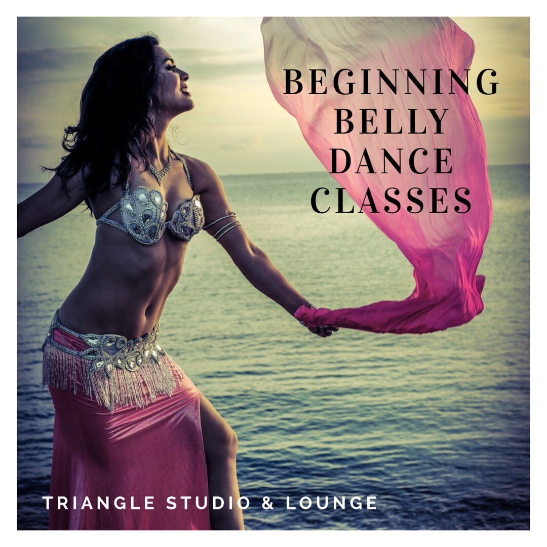 初心者ベリーダンス・BEGINNING BELLY DANCE by Aimee