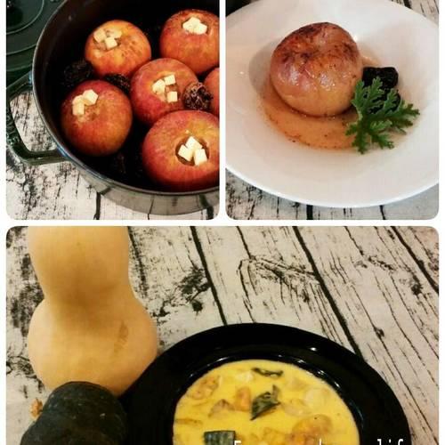 10月7日(日) 白鳥鮎子先生お料理教室