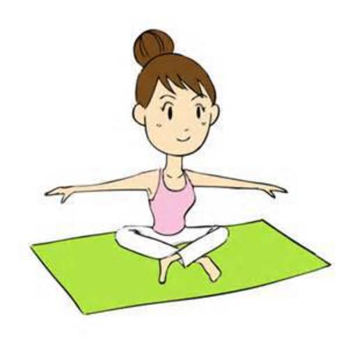 肩こり・腰痛解消ピラティス(レベル2)