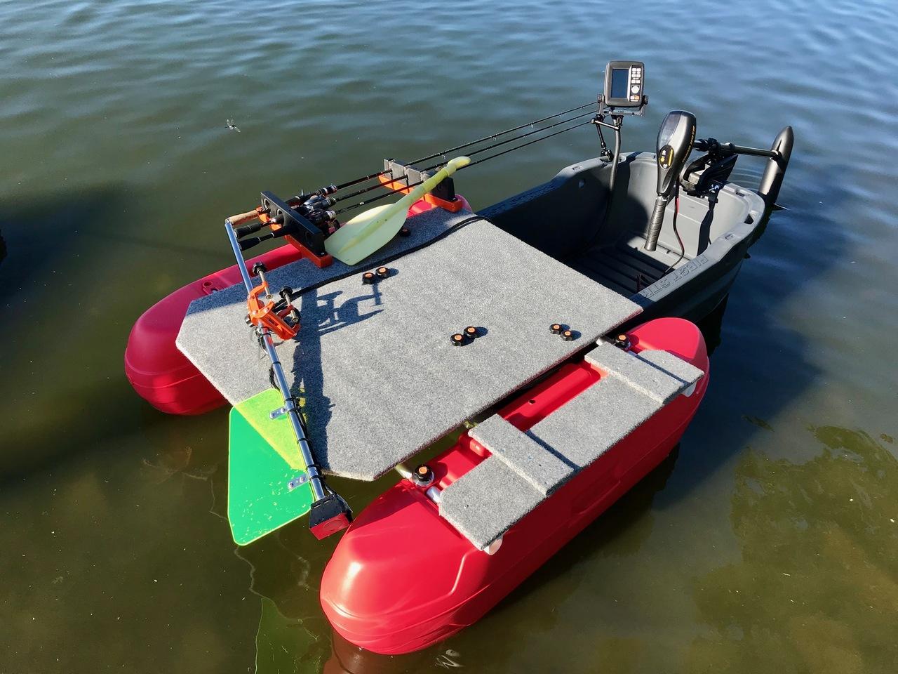 レンタルフロートボート ハンドコンDX