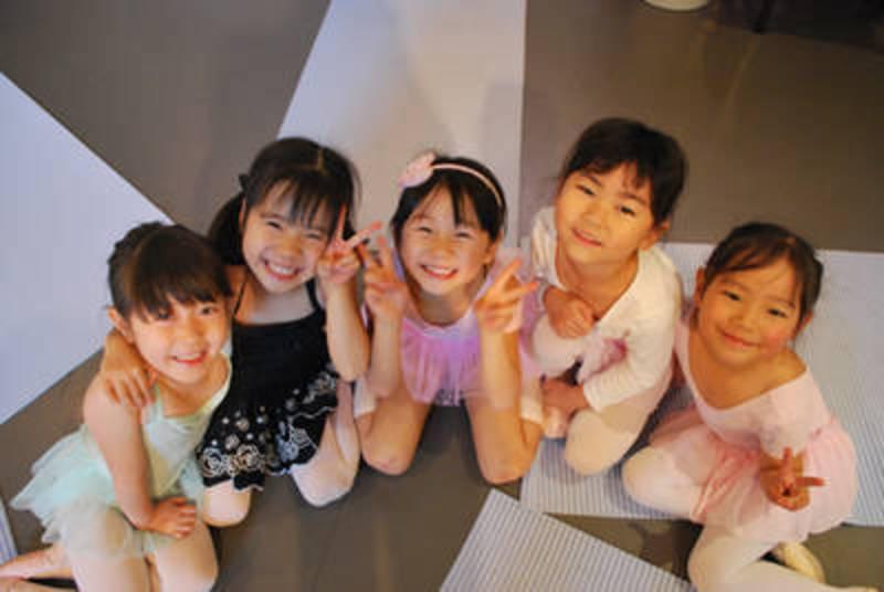 スタジオクロア幼稚園バレエ(体験)