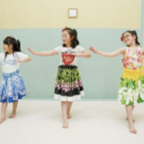 ケイキフラ(子供フラダンス)