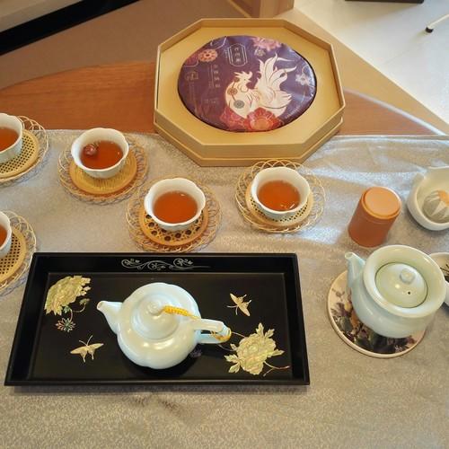 【お茶のプロから学ぶ!香港茶会〜お茶の淹れ方・愉しみ方&グルテンフリー香港スイーツ〜】
