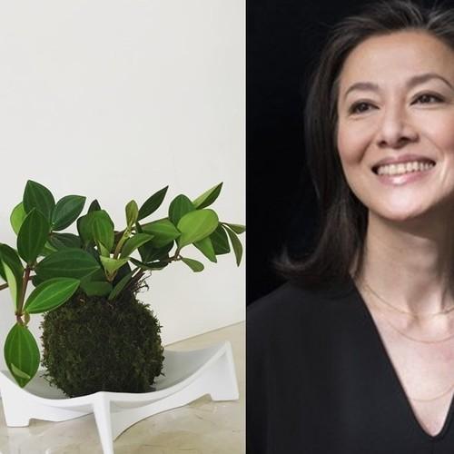 【池袋9/27開催】秋の苔玉アート/講師:モデル原由美さん