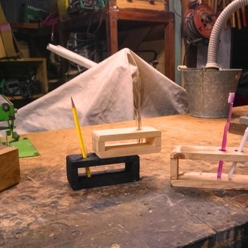 2月25日(日) 第53回 廃材を利用した木工教室