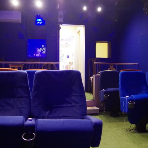 小さな映画館をレンタルして、素敵なイベントを!