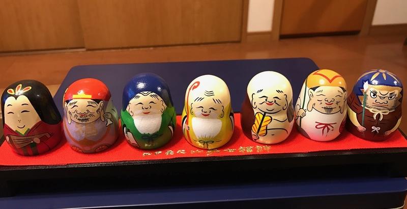 1月6日新春開運☆七福神巡りツアー