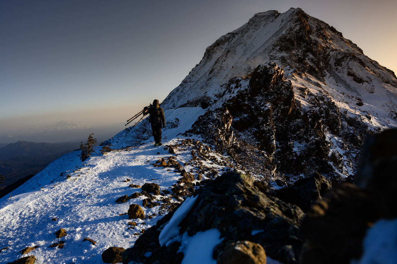 【4/8(月)】山岳写真を撮るための山の登り方と撮影技術講習会 in 神戸