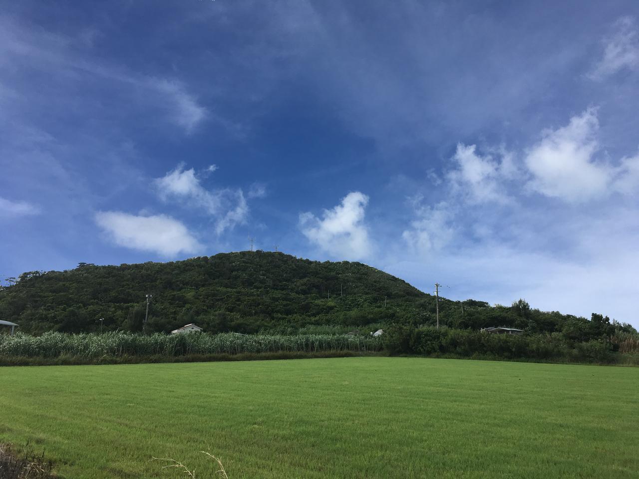 【小浜島】 電動自転車コース