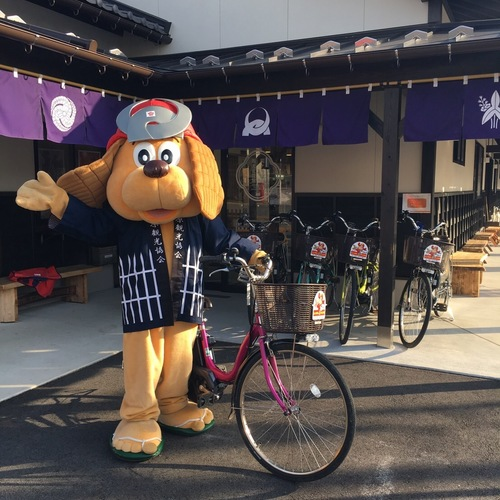 【予約】きつーい坂道も楽々走行できる!電動アシスト付自転車のレンタル予約(有料)
