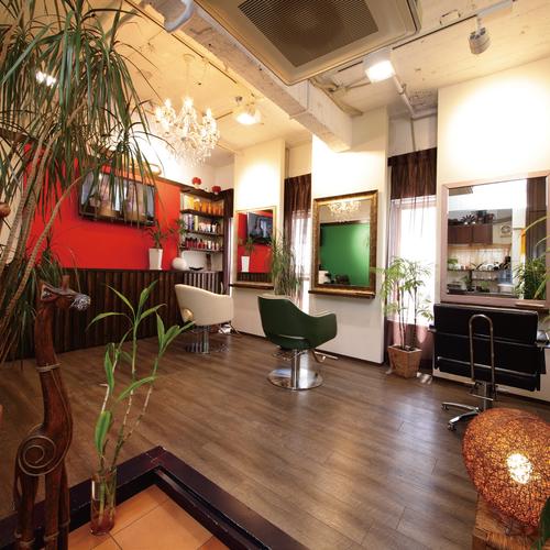 SURAJ Hair Salon (Suraji)