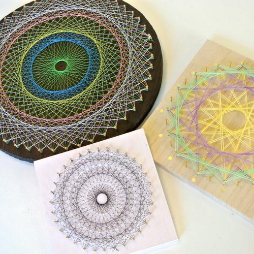 [小学1年~]素数アートにチャレンジ! 9月