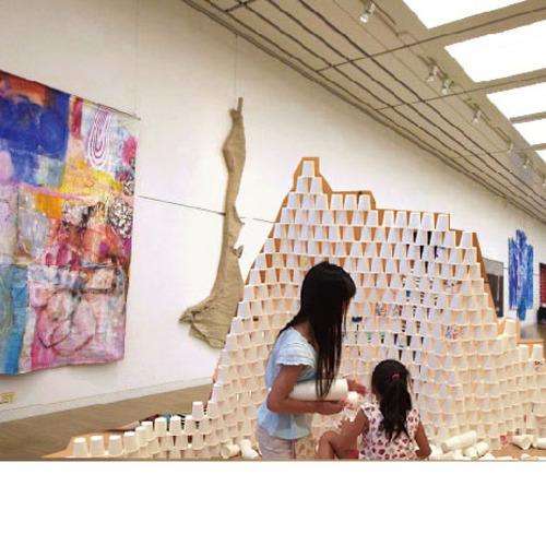 第79回新制作展「子ども・アート・しんせいさく」参加予約
