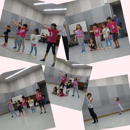 オーディション対策クラス-ジャズダンス-(75分)★予約フォーム