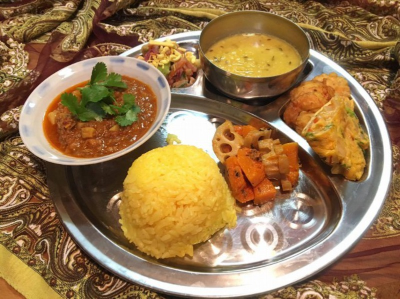 ネパール人直伝!ネパール料理教室