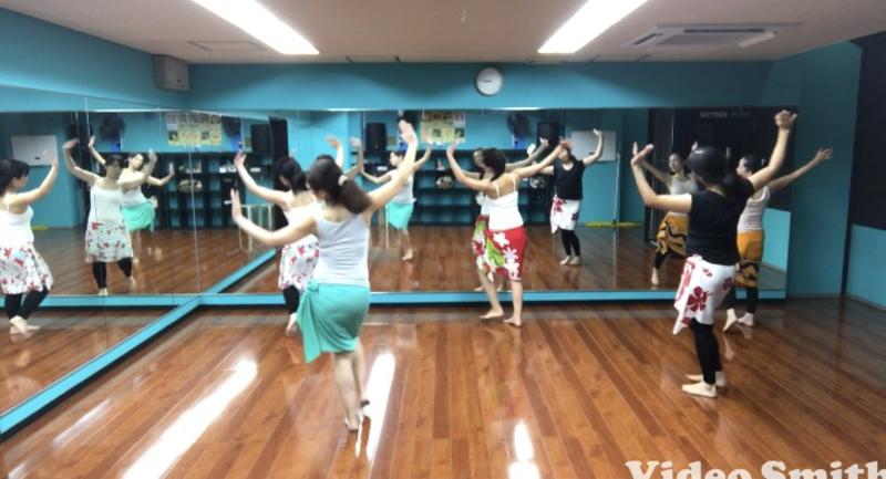 タヒチアンダンス基礎クラス(梅田)