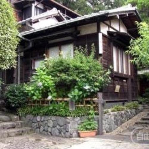 古民家カフェで日本を味わおう!