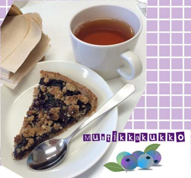 【9/2(土)開催】ブルーベリーパイを作るフィンランドお料理講座