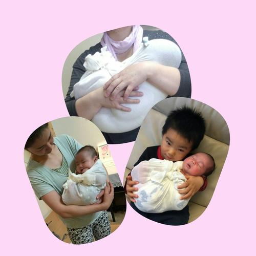 抱っこ(赤ちゃん基本ケア)クラス