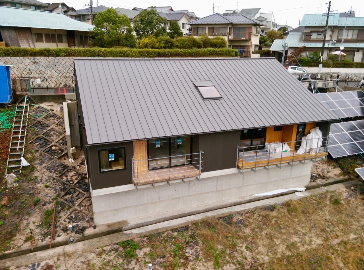 海風の家 完成見学会