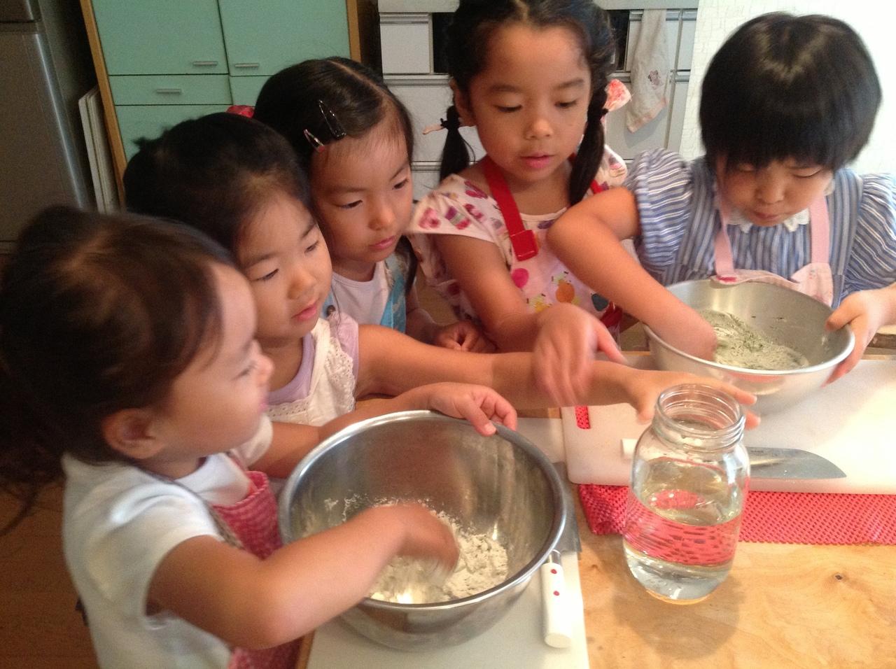 子ども料理昭和町教室(毎月第1土曜日)