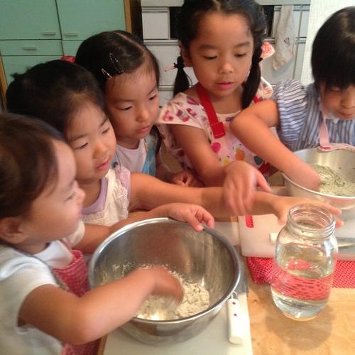 昭和町子ども料理教室(毎月第1土曜日・第3日曜日)
