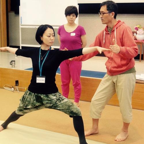 【博多】4/30  三浦徒志郎さんの1day「身体を通して体験するクリパルヨガ」