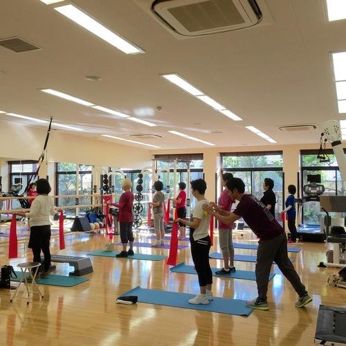 元気になろう!CFリハビリフィットネス教室(体力回復)6/18(月)10:00〜11:00