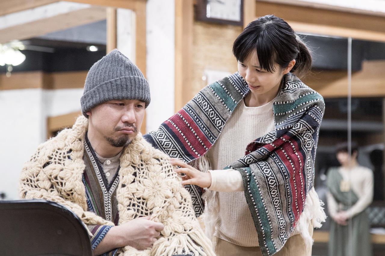 演劇レッスン(担当インストラクター:佐藤真由美)