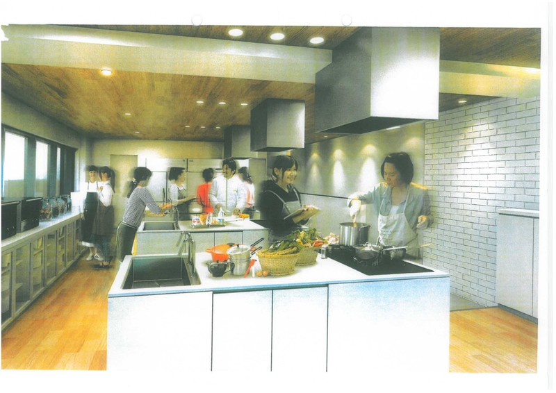 キッチンスタジオレンタル