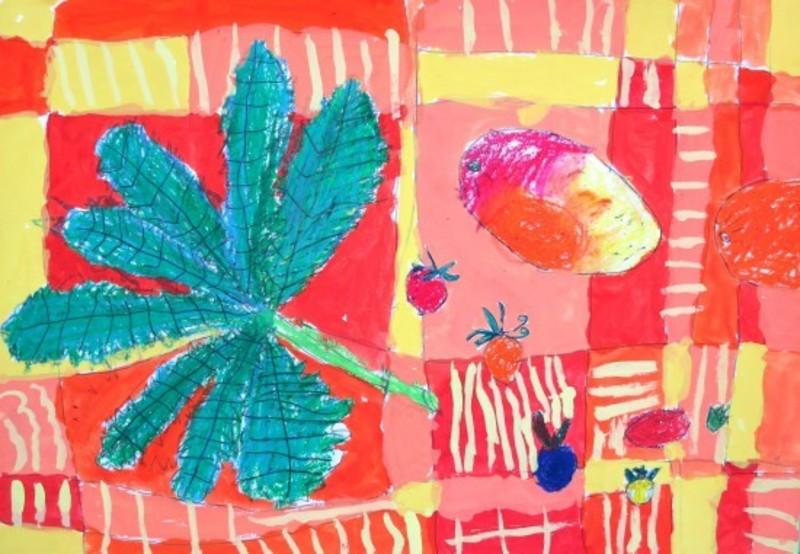 小学生低学年:絵画 工作