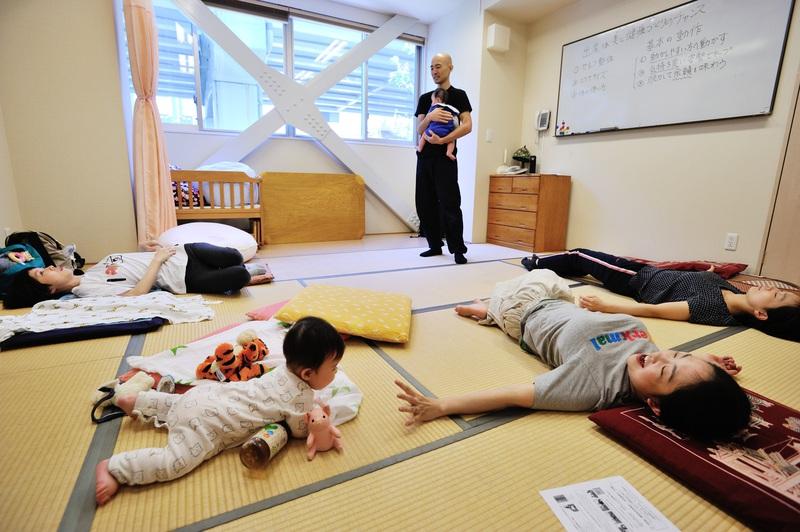 産後骨盤ダイエット教室