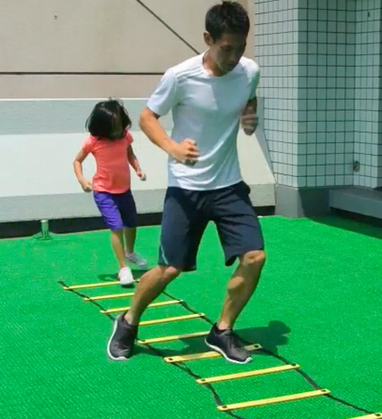 [小1-小2]沢山身体を動かそう!フィットネスプログラム
